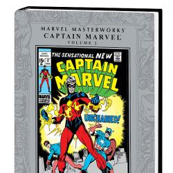 Marvel Masterworks: Captain Marvel Vol. 2