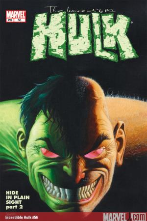 Incredible Hulk (1999) #56