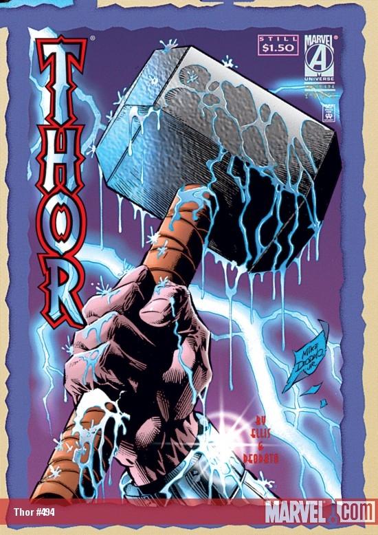 Thor (1966) #494