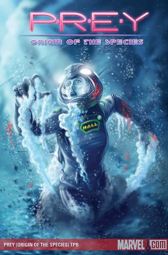 Prey: Origin of the Species (Trade Paperback)