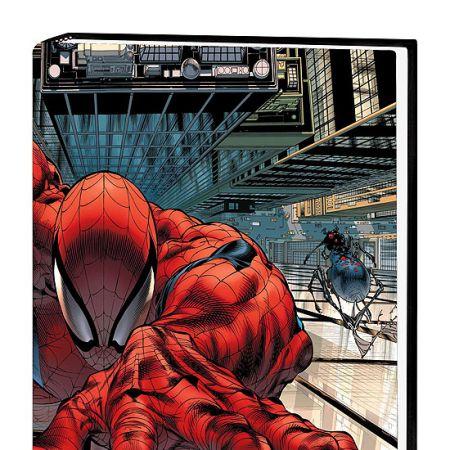 SENSATIONAL SPIDER-MAN: FERAL PREMIERE COVER