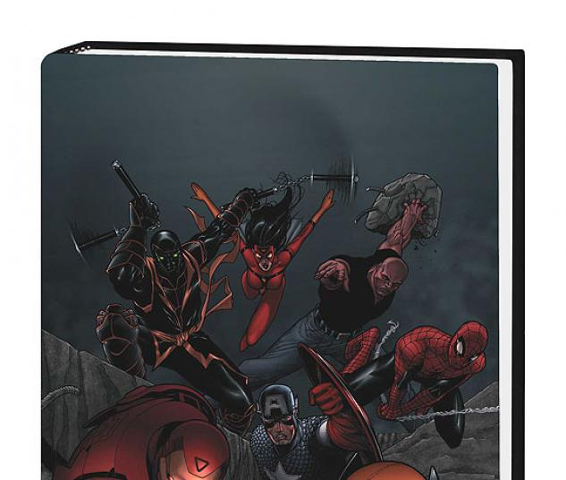 NEW AVENGERS VOL. 4: THE COLLECTIVE PREMIERE COVER