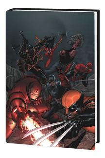 New Avengers Vol. 4: The Collective Premiere (Hardcover)