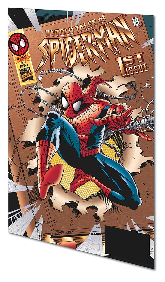 Spider-Man Visionaries: Kurt Busiek Vol. 1 (Trade Paperback)
