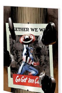 Captain America: Red Menace Vol. 1 (Trade Paperback)