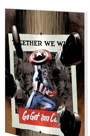 Captain America: Red Menace Vol. 1 (Trade Paperback)