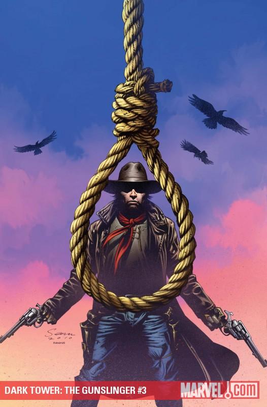Dark Tower: The Gunslinger - The Journey Begins (2010) #3