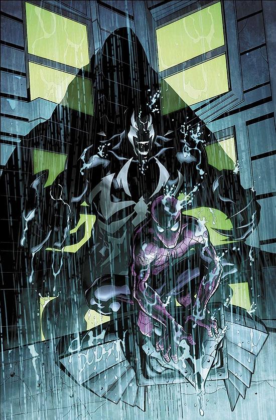 Marvel Knights Spider-Man Vol. 2: Venomous (Trade Paperback)