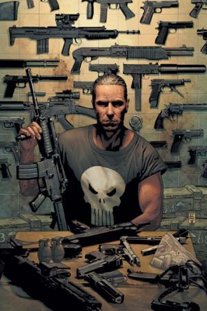 Punisher Max (2004) #1