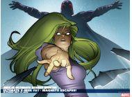 Ultimate X-Men (2000) #61 Wallpaper