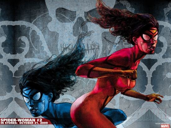 Spider-Woman (1978) #2 Wallpaper