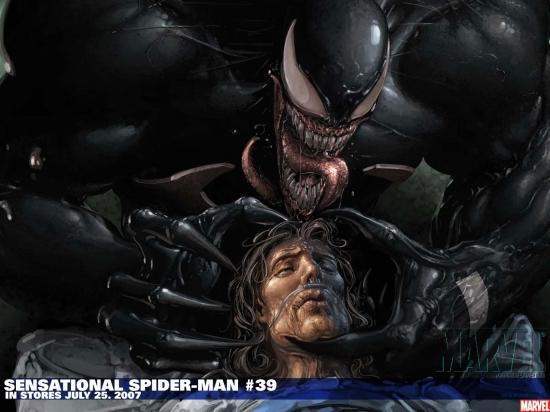 Sensational Spider-Man (2006) #39 Wallpaper