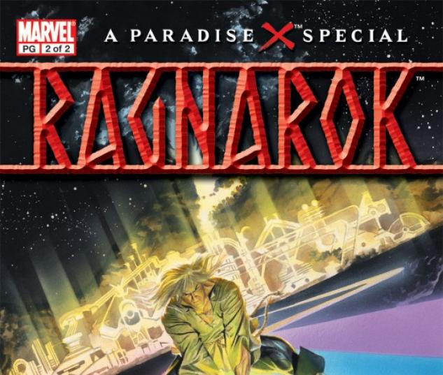 Paradise X: Ragnarok #2