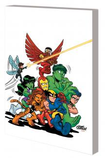Super Hero Squad Vol. 3 GN-TPB (Graphic Novel)