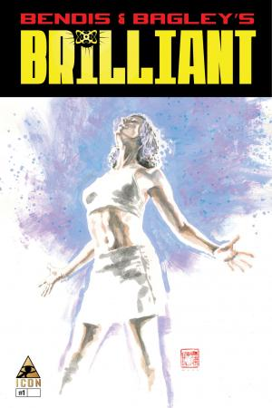 Brilliant (2011) #1 (Mack Variant)
