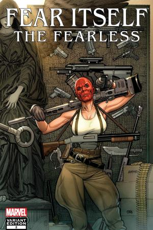 Fear Itself: The Fearless #2  (Cho Variant)