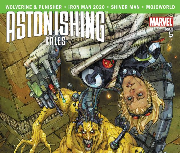 Astonishing Tales (2009) #5