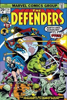 Defenders (1972) #29