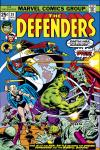 Defenders (1972) #29 Cover