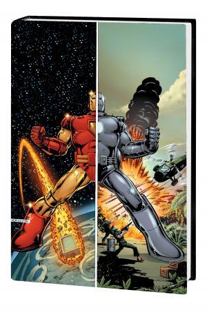 Iron Man by Michelinie, Layton & Romita Jr. Omnibus (Hardcover)