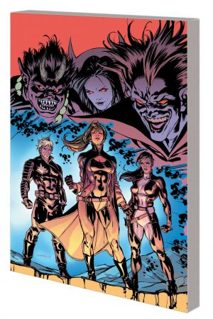 X-FACTOR VOL. 20: HELL ON EARTH WAR TPB (Trade Paperback)