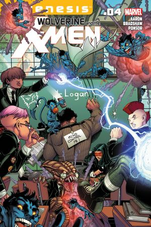 Wolverine & the X-Men #4