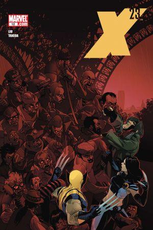X-23 (2010) #12