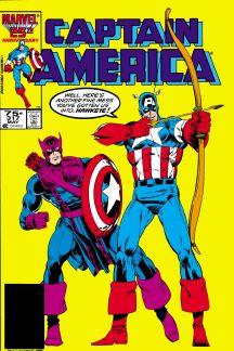 Captain America #317