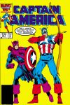 Captain America (1968) #317 Cover