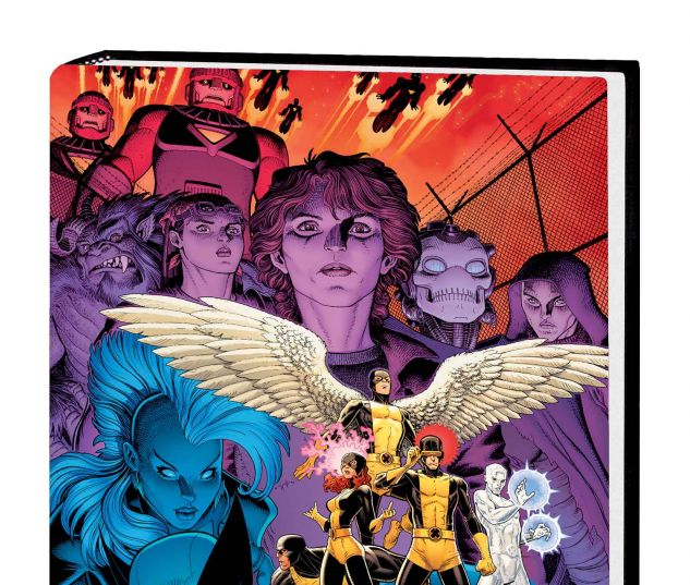 X-MEN: BATTLE OF THE ATOM HC