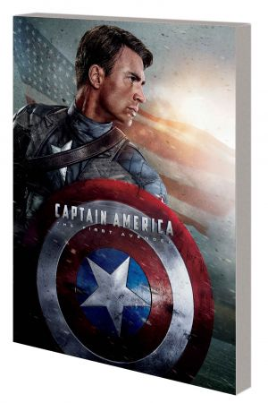 Marvel's Captain America: The First Avenger - The Screenplay (Trade Paperback)
