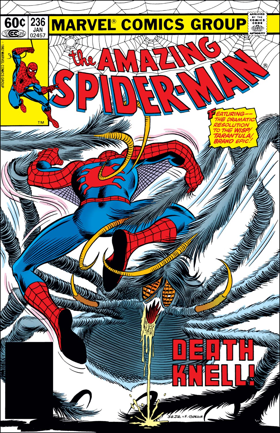 The Amazing Spider-Man (1963) #236