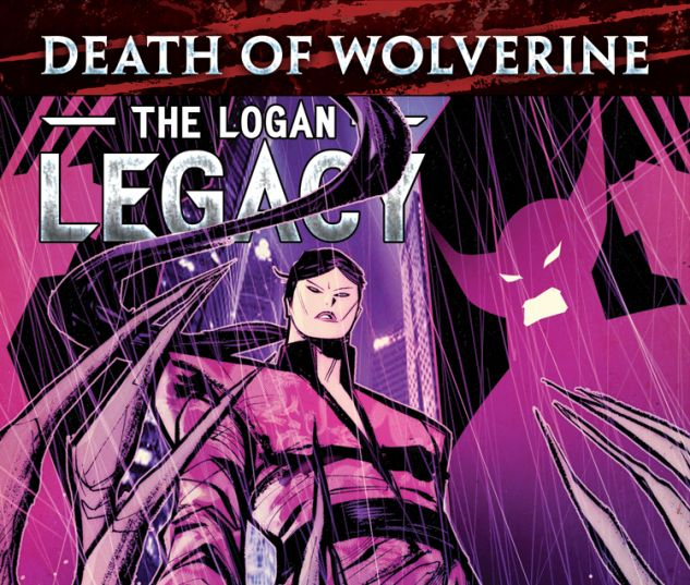 DEATH OF WOLVERINE: THE LOGAN LEGACY 4 (WITH DIGITAL CODE)