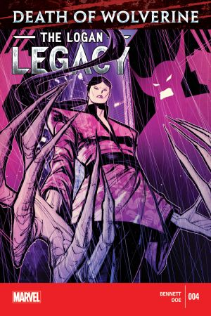 Death of Wolverine: The Logan Legacy (2014) #4