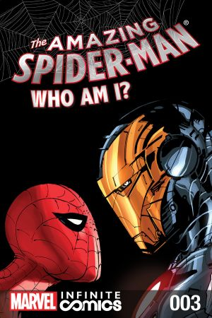 Amazing Spider-Man: Who Am I? Infinite Digital Comic (2014) #3