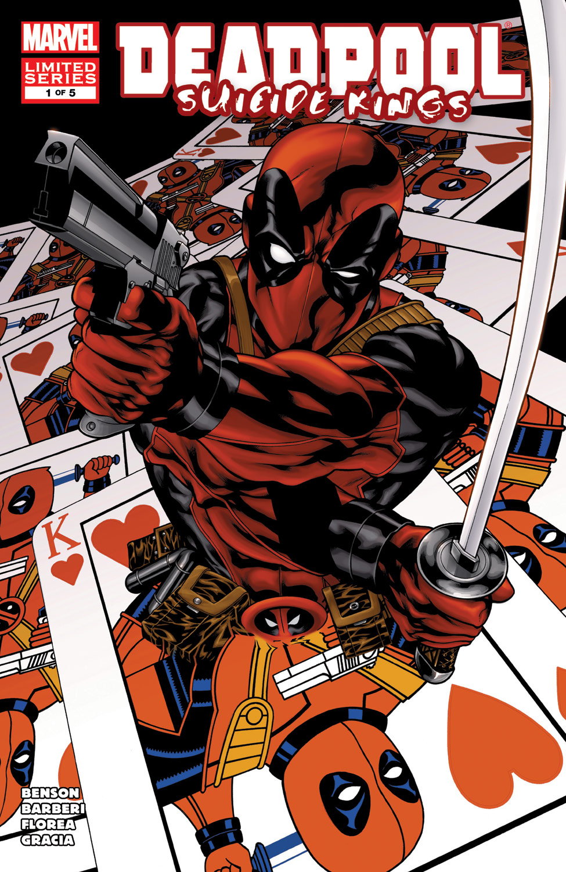 Deadpool: Suicide Kings (2009) #1