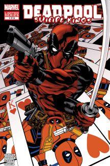 Deadpool: Suicide Kings #1