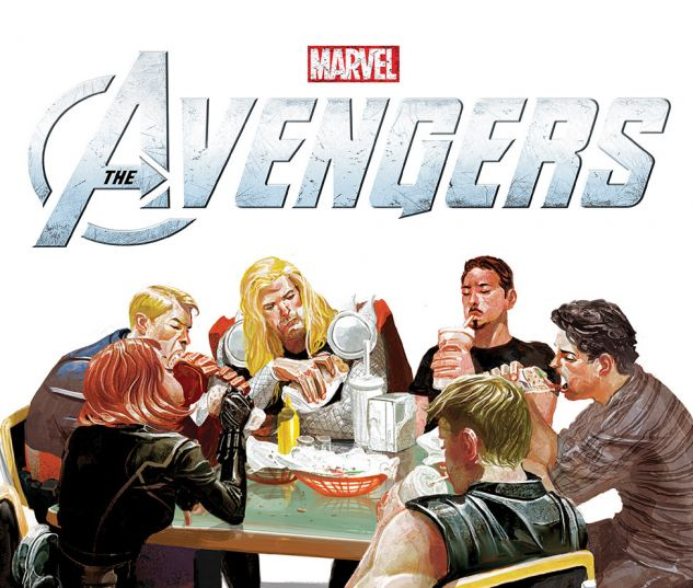 GUIDEBOOK TO THE MARVEL CINEMATIC UNIVERSE- MARVEL'S THE AVENGERS (2015) #1