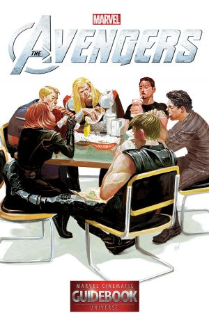 Guidebook to the Marvel Cinematic Universe- Marvel's The Avengers #5
