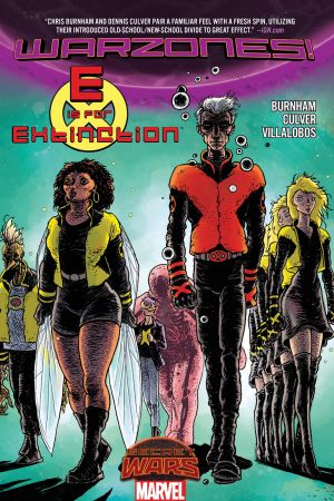 E IS FOR EXTINCTION: WARZONES! TPB (Trade Paperback)