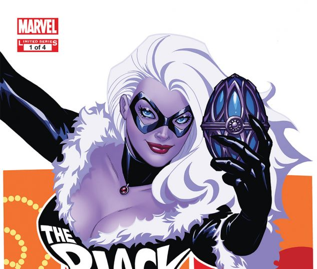 AMAZING SPIDER-MAN PRESENTS: BLACK CAT (2010) #1 Cover
