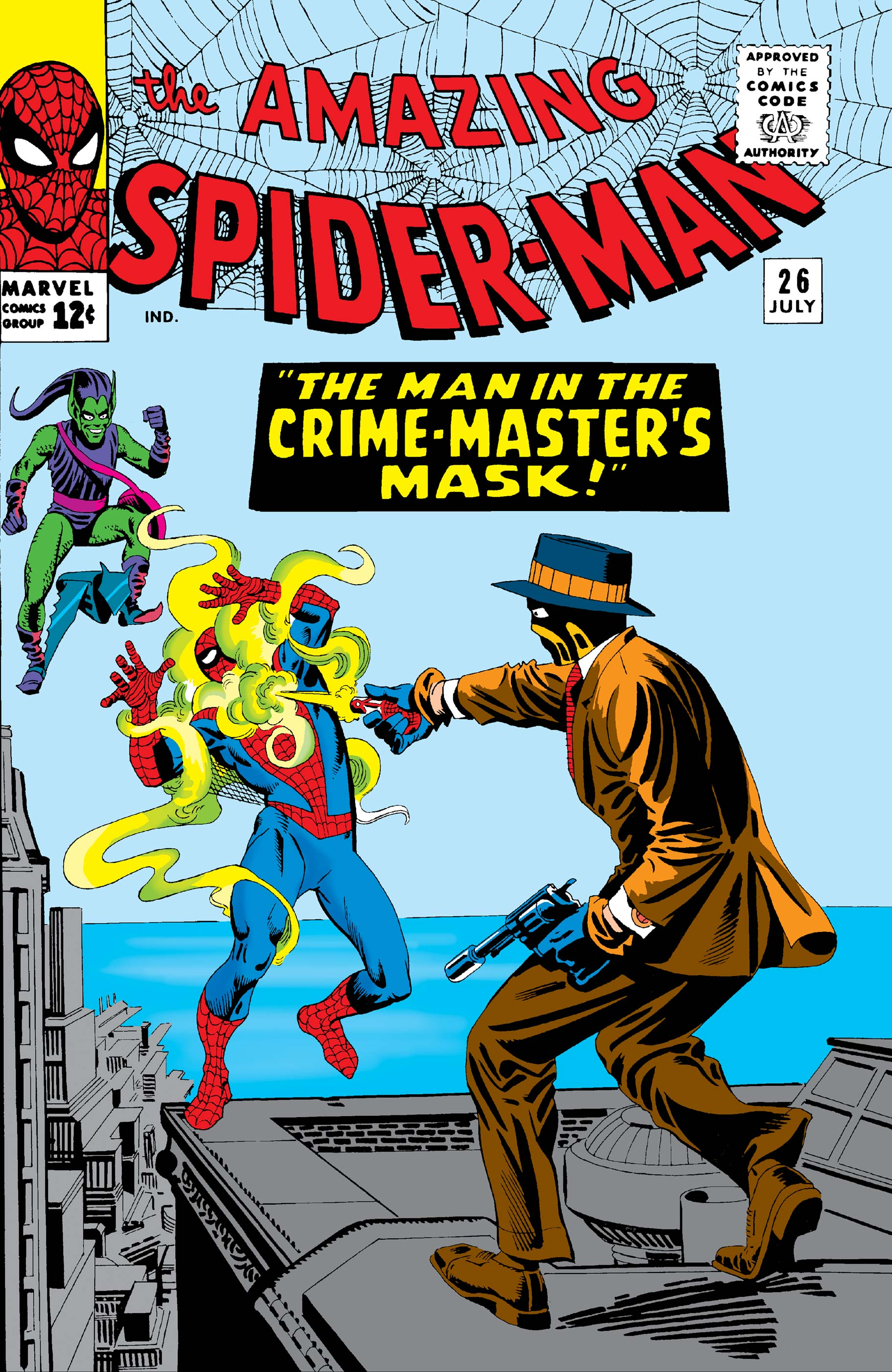 The Amazing Spider-Man (1963) #26