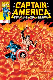 Captain America: Sentinel of Liberty (1998) #4