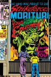 Strikeforce: Morituri (1986) # 11