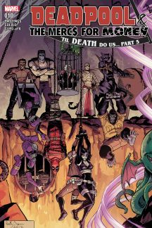 Deadpool & the Mercs for Money #10