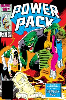 Power Pack (1984) #23