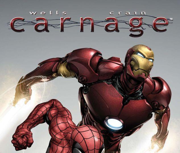 CARNAGE (2010) #1