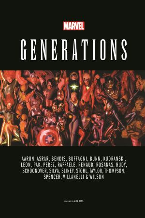 Generations (Hardcover)