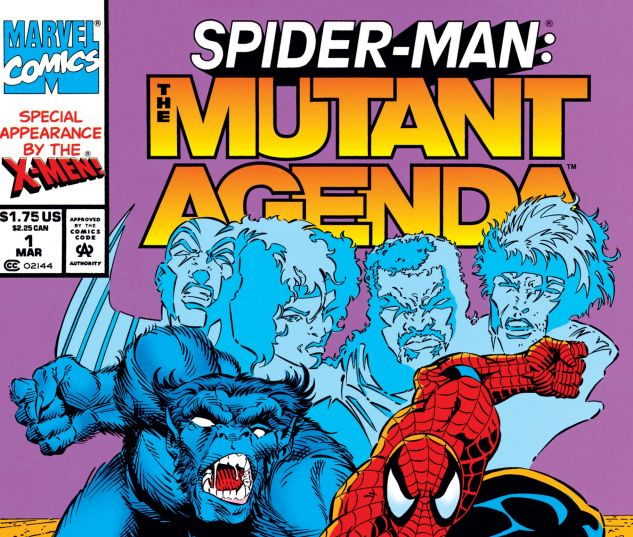 SPIDER_MAN_THE_MUTANT_AGENDA_1994_1