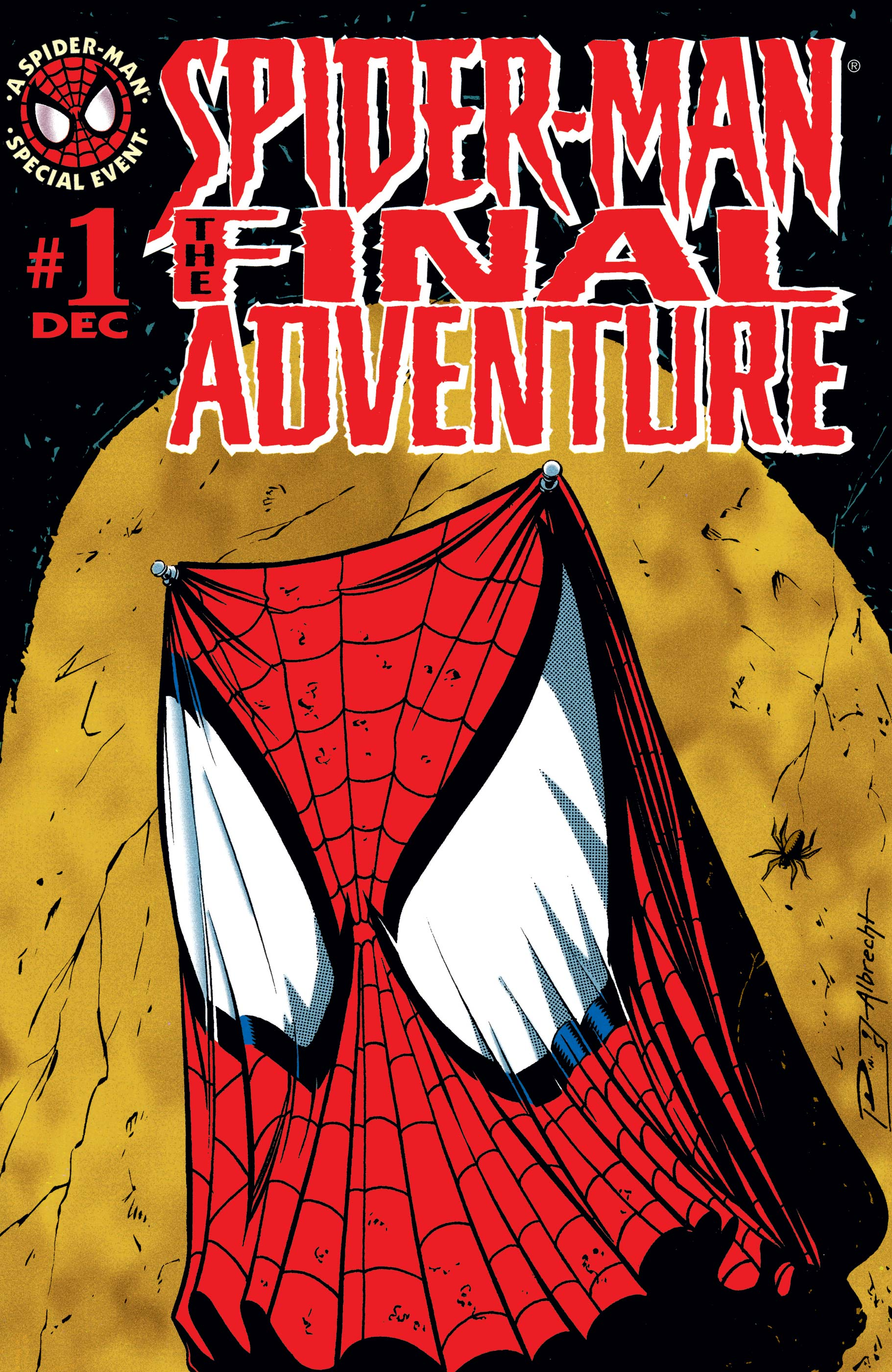 Spider-Man: The Final Adventure (1995) #1